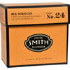 Clean and Green: Smith Teamaker - Herbal Tea - Big Hibiscus - Case of 6 - 15 Bags