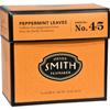 Seventh-generation-dinner: Smith Teamaker - Herbal Tea - Peppermint - Case of 6 - 15 Bags
