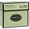 Clean and Green: Smith Teamaker - White Tea - White Petal - Case of 6 - 15 Bags