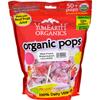Yummy Earth Organic Lollipops Wet-Face Watermelon - 12.3 oz HGR 985267