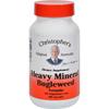 hgr: Dr. Christopher's - Heavy Mineral Bugleweed Formula - 400 mg - 100 Caps