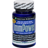 Condition Specific Immune: American Bio-Science - s ImmPower AHCC - 500 mg - 30 Capsules
