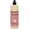 Mrs. Meyer's Liquid Dish Soap - Rosemary - Case of 6 - 16 oz HGR 991562