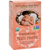 Earth Mama Angel Baby Postpartum Bath Herbs - 6 Pads HGR 1001106