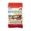 Seasnax Organic Premium Roasted Seaweed Snack - Chipotle - Case of 24 - 0.18 oz.. HGR 1019025