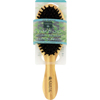 Earth Therapeutics Regular Bamboo Natural Bristle Cushion Brush - 1 Brush HGR 1019496
