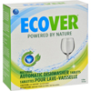 cleaning chemicals, brushes, hand wipers, sponges, squeegees: ecover - Automatic Dishwasher Tabs - Case of 12 - 17.6 oz