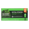 Seventh Generation Extra Strong Tall Kitchen Trash Bags - 13 Gallon - Case of 12 - 20 Count HGR 1022607