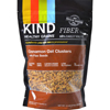 Healthy Grains Cinnamon Oat Clusters with Flax Seeds - 11 oz - Case of 6
