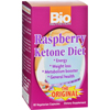 Bio Nutrition Raspberry Ketone Diet - 60 Veggie Capsules HGR 1029438