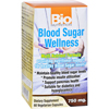 Bio Nutrition Blood Sugar Wellness - 60 Vegetarian Capsules HGR 1029511