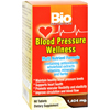 Bio Nutrition Blood Pressure Wellness - 60 Tablets HGR 1029545
