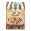 Instant Oatmeal - Maple Flavor - Case of 6 - 10.5 oz..