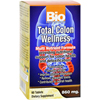 Bio Nutrition Total Colon Wellness - 60 Tablets HGR 1043017