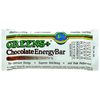 Greens Plus Plusbar Energy Bar - Chocolate - 2.08 oz Bars - Case of 12 HGR 1067297