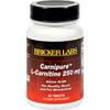 Bricker Labs Carnipure L-Carnitine - 250 mg - 50 Tablets HGR 1070945