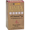 Rooney CV Daily Detox II All Natural Decaffeinated Tea Passion Fruit - 30 Sachet