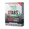 Herbal Clean Detox QTabs Maximum Strength Cleansing Formula - 10 Tablets HGR 1073543