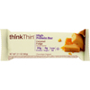 Think Products thinkThin High Protein Bar - Caramel Fudge - 2.1 oz - Case of 10 HGR 1073618