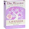 Dr. Woods Castile Bar Soap Lavender - 5.25 oz HGR 1076744