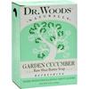 Dr. Woods Bar Soap Garden Cucumber - 5.25 oz HGR 1077825