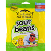 Yummy Earth Naturals Sour Beans - Case of 12 - 2.5 oz HGR 1077916