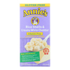 Annie's Homegrown Homegrown Macaroni and Cheese - Rice Shells and Creamy White Cheddar - Gluten Free - 6 oz - case of 12 HGR 1081074