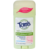 Tom's of Maine Womens Antiperspirant Deodorant Natural Powder - 2.25 oz - Case of 6 HGR 1082791