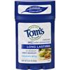 Tom's of Maine Mens Deodorant Mountain Spring - 2.25 oz - Case of 6 HGR 1082809
