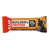 Clif Bar Builder Bar - Crunchy Peanut Butter - Case of 12 - 2.4 oz. HGR 1082940