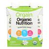 Orgain Organic Nutrition Shake - Vanilla Bean - 11 fl oz.. - Case of 12 HGR 1083401