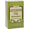 Only Natural Artichoke Tea Caffeine Free Lemon - 20 Tea Bags HGR 1086354