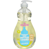 Dapple Baby Bottle and Dishwashing Liquid Fragrance Free - 16.9 fl oz HGR 1093137