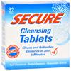 SECURE Denture Cleanser - 32 Tablets HGR 1094911
