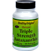 OTC Meds: Healthy Origins - Astaxanthin Triple Strength - 12 mg - 60 Softgels