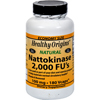 Healthy Origins Nattokinase 2000 FUs - 100 mg - 180 Vcaps HGR 1099571