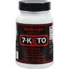 Healthy Origins 7-Keto DHEA Metabolite - 100 mg - 60 Vegetarian Capsules HGR 1099589