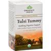 Organic India Tulsi True Wellness Tea Tummy - 18 Tea Bags - Case of 6 HGR 1105717