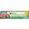Green-n-Pack Zipper Freezer Bags - Gallon - 30 Pack HGR 1106731