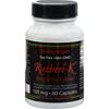 Healthy Origins Razberi-K - 100 mg - 60 Capsules HGR 1112366