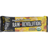Raw Revolution Bar - Organic Golden Cashew - Case of 12 - 1.8 oz HGR 1113257