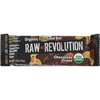 Raw Revolution Bar - Organic Chocolate Crave - Case of 12 - 1.8 oz HGR 1113265