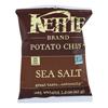 Kettle Brand Potato Chips - Sea Salt - 1.5 oz.. - case of 24 HGR 1114677