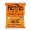 Kettle Brand Potato Chips - Honey Dijon - Case of 24 - 1.5 oz.. HGR 1114701