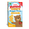Hero Nutritionals Yummi Bears Sugar Free Vitamin D3 - Fruit Flavors - 1000 IU - 60 Pack HGR 1115567