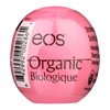 Eos Products Lip Balm - Organic - Smooth Sphere - Strawberry Sorbet - .25 oz.. - case of 8 HGR 1117001