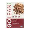 Golean Crunch Cereal - Case of 12 - 21.3 oz..