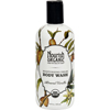 Shower Bathing Body Wash: Nourish - Organic Body Wash - Almond Vanilla - 10 fl oz