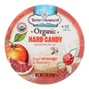 Torie and Howard Organic Hard Candy - Blood Orange and Honey - 2 oz.. - Case of 8 HGR 1124288