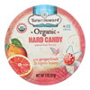 Organic Hard Candy - Pink Grapefruit and Tupelo Honey - 2 oz.. - Case of 8